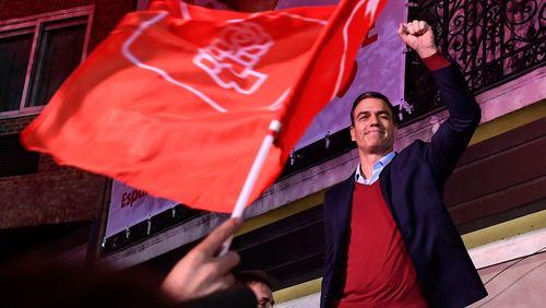 Élections législatives en Espagne : le Premier ministre socialiste en tête mais n'améliore pas ses chances de gouverner