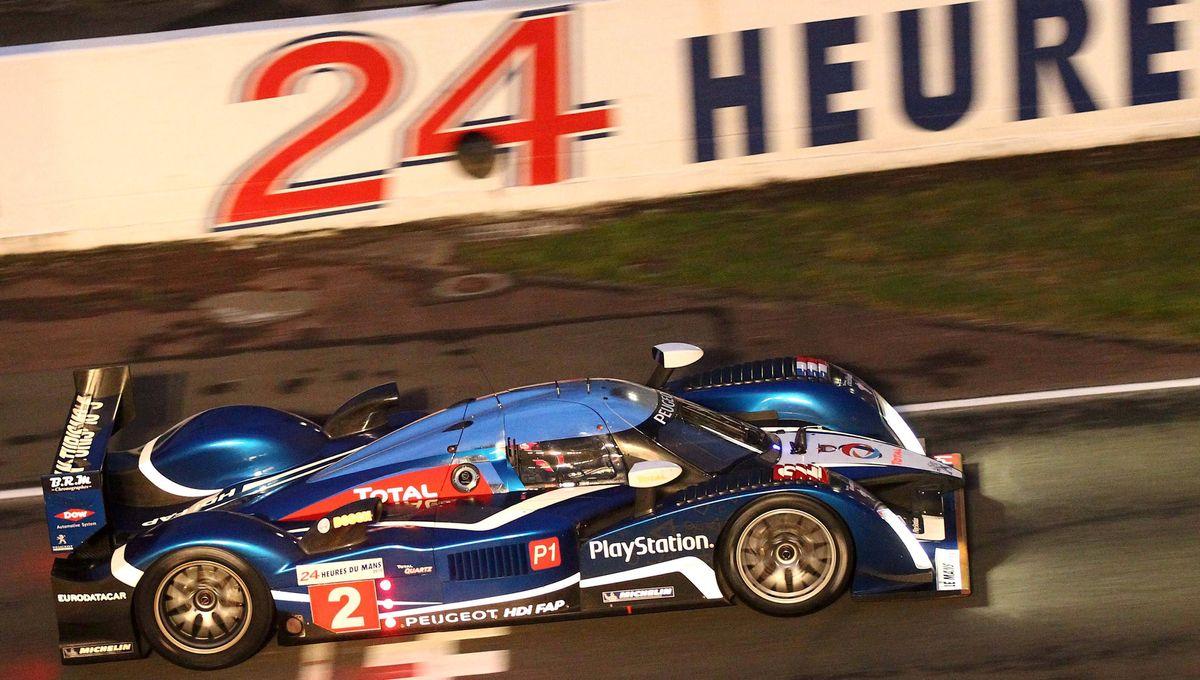 Peugeot revient aux 24H du Mans