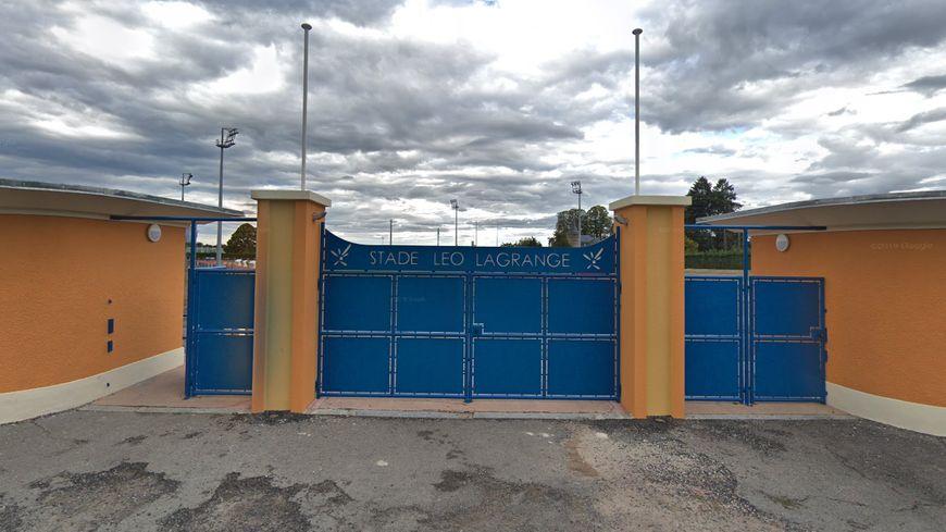 Plusieurs terrains du stade Cher du Prat, à Guéret, sont interdits d'accès ce weekend.