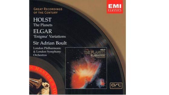 Les Planètes - Holst - Sir Adrian Boult