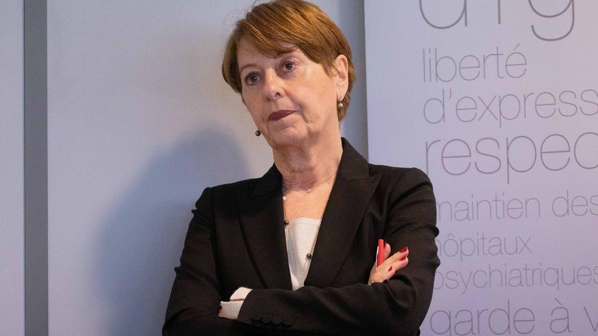 Adeline Hazan a alerté la ministre de la Santé sur les conditions d'accueil à l'hôpital psychiatrique du Rouvray.