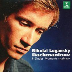 6 Moments musicaux pour piano op 16 : 6. Moment musical en Ut Maj - NIKOLAI LUGANSKY