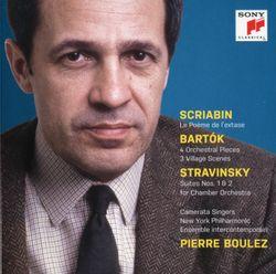 Suite n°2 : Marche - pour orchestre - ENSEMBLE INTERCONTEMPORAIN