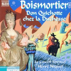 Don Quichotte chez la Duchesse : Qu'il frémisse (Acte II) Air de Merlin et choeur des démons - Paul Gay
