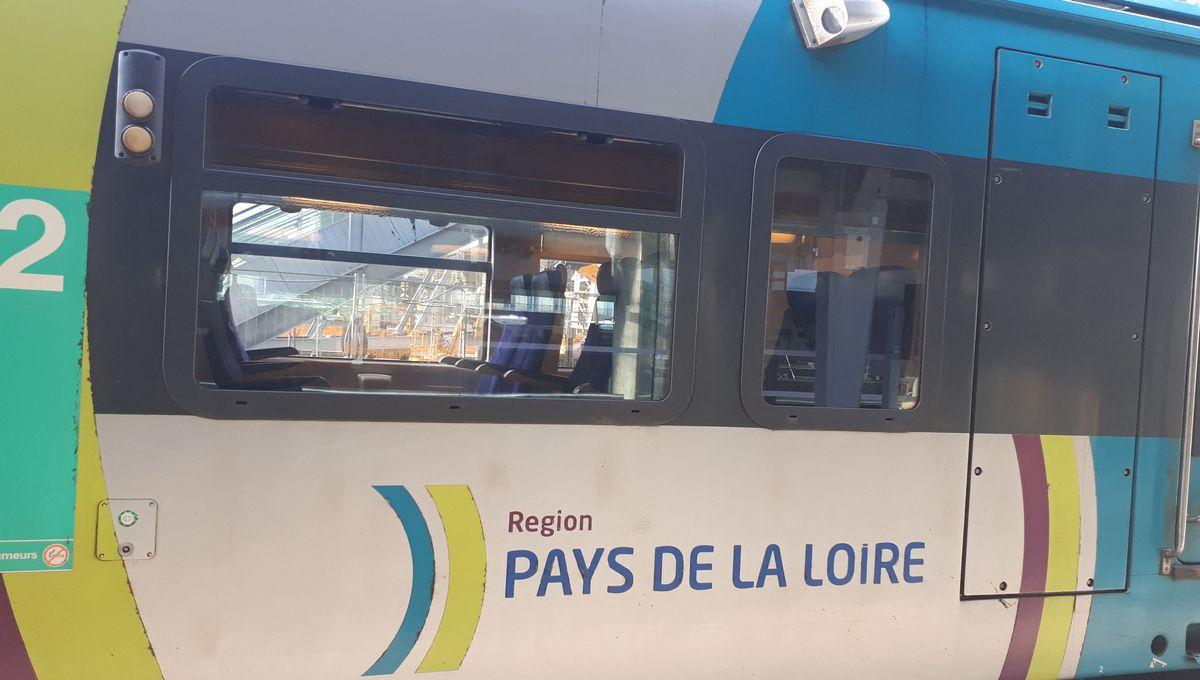 Une sexagénaire décède à bord d'un train entre Nantes et le Mans