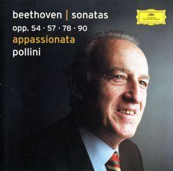 Sonate pour piano n°22 en Fa Maj op 54 : 1. In tempo d'un Menuetto - MAURIZIO POLLINI