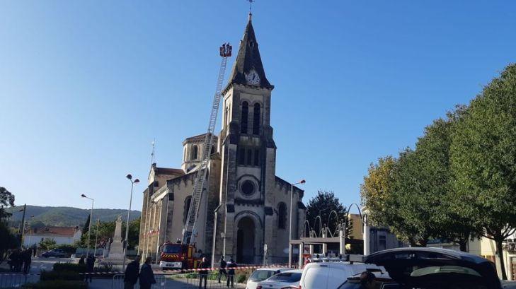Le clocher de l'église du Teil devra être démoli