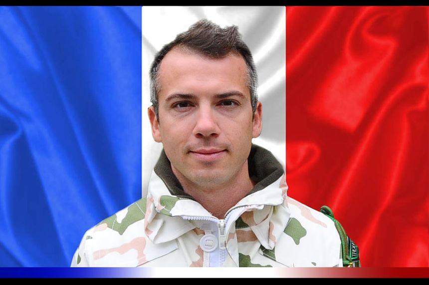 Capitaine Romain Chomel de Jarnieu, 4e Régiment de chasseurs de Gap