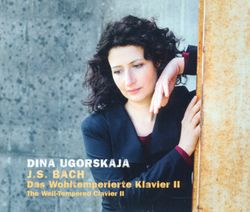Le clavier bien tempéré Livre II : Prélude en Si bémol Maj BWV 890 - DINA UGORSKAJA