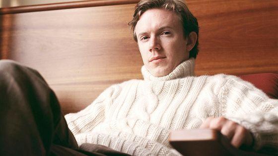 Le chef d'orchestre britannique Daniel Harding à Turin en 2003