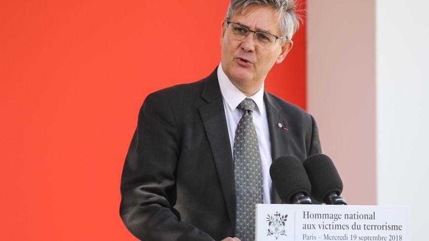Guillaume Denoix-de-Saint-Marc, directeur général de l'association française des victimes du terrorisme