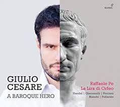 Giulio Cesare in Egitto : Non temer ! Non vo' lasciarti (Acte II Sc 2) Air de Giulio Cesare - RAFFAELE PE