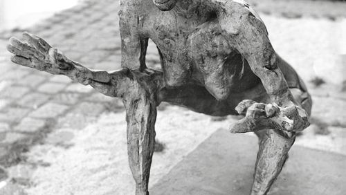 L'artiste Germaine Richier
