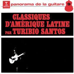 La Catedral : 3. Allegro solemne - pour guitare - TURIBIO SANTOS