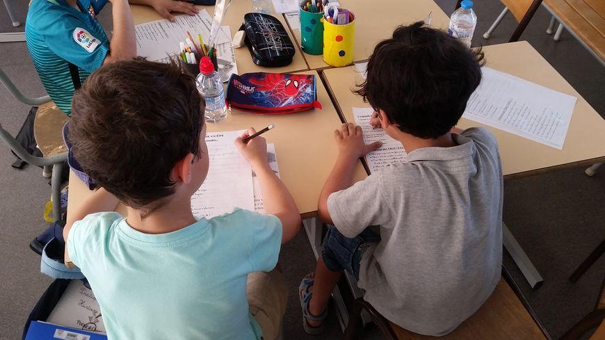 Dans l'école de la Rosière il y aura bientôt 56 élèves pour deux classes multiniveaux