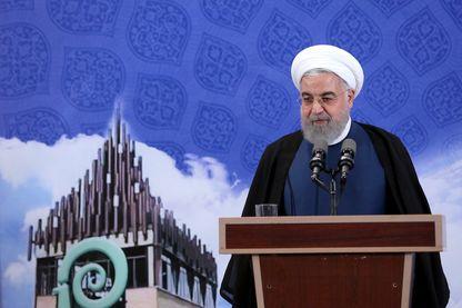 Le Président iranien Hassan Rohani a annoncé une nouvelle étape dans la reprise du programme nucléaire iranien.