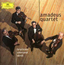 Quatuor à cordes en mi min : Allegro - QUATUOR AMADEUS