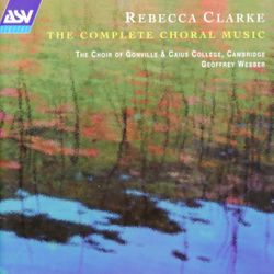 Psaume 191 : He that dwelleth in the secret place of the most high - pour choeur mixte a cappella - GEOFFREY WEBBER