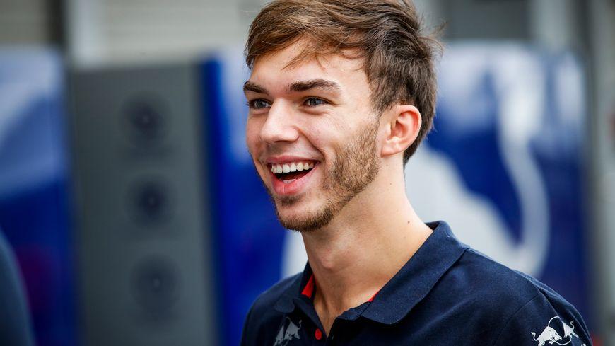 L'immense bonheur de Pïerre Gasly deuxième du Grand Prix du Brésil de Formule 1