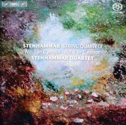 Quatuor à cordes n°2 en ut min op 14 : Scherzo - QUATUOR STENHAMMAR