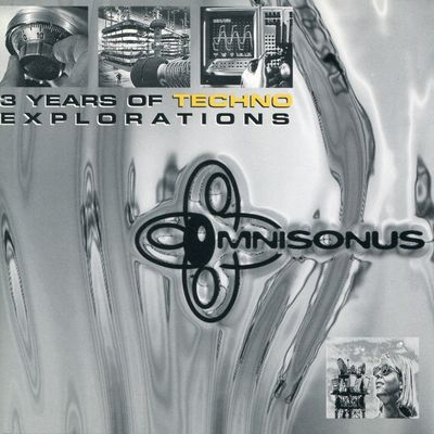 "Pochette de l'album ""3 Years Of Techno Explorations [2]"" par Dj Sonic"