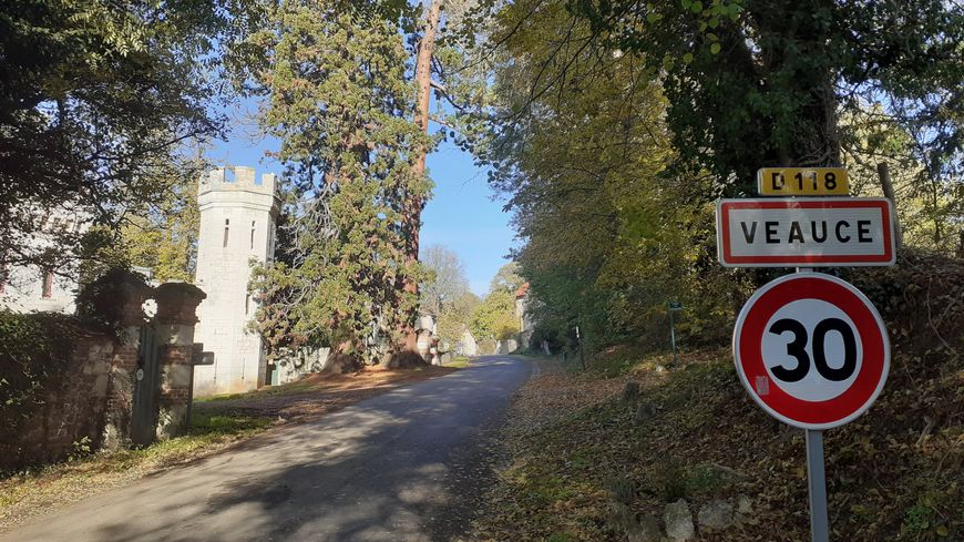 Veauce, dans l'Allier abrite un château classé monument historique depuis 1985