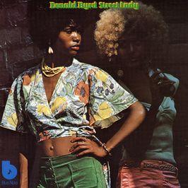 """Pochette de l'album """"Street lady"""" par Donald Byrd"""