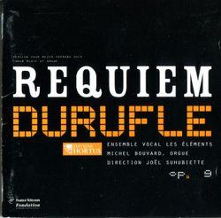 Requiem op 9 : Sanctus - Benedictus - version pour choeur mixte et orgue - MICHEL BOUVARD