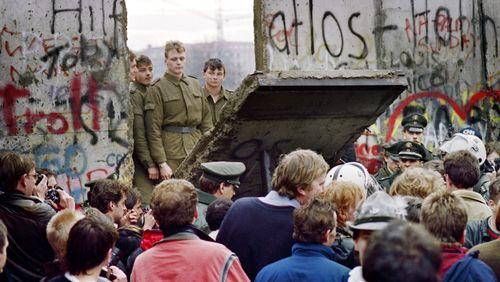 Le mur, 30 ans après