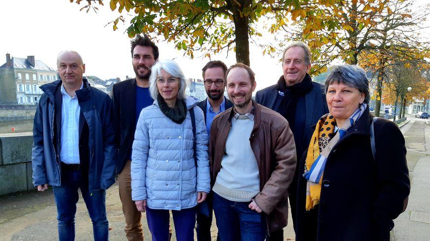 """Municipales 2020 : la liste """"Laval, Ecologique et Solidaire"""" se lance dans la campagne - France Bleu"""