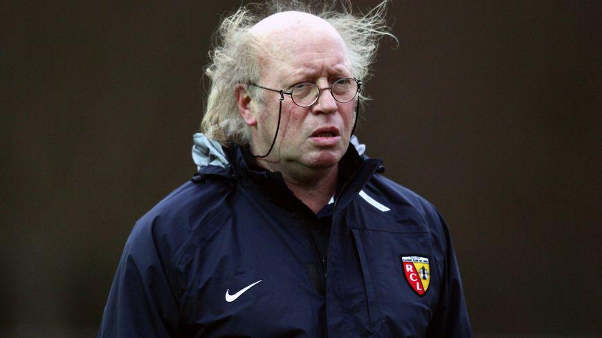 Daniel Leclercq, l'ancien entraîneur du RC Lens