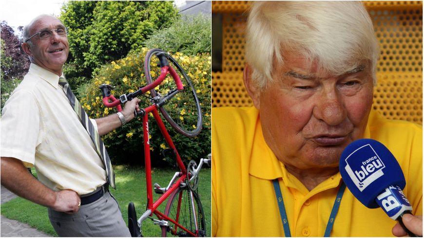 Bernard Aubril avait 15 ans en 1964 à Lisieux lorsque Poulidor avait perdu 40 secondes sur Anquetil  à l'arrivée de la 1ère étape du Tour