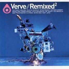 """Pochette de l'album """"Verve remixed 2"""" par Ramsey Lewis"""