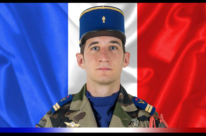 Lieutenant Alex Morisse, 5e Régiment d'hélicoptères de combat de Pau