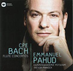 Concerto pour flûte traversière en ré min Wq 22 H 425 : Allegro di molto - EMMANUEL PAHUD