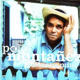 """Pochette de l'album """"Guitarra mia"""" par Polo Montanez"""