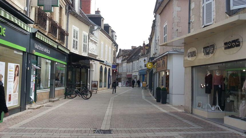 Une partie des rues et des réseaux de St-Amand-Montrond ont été rénovés.