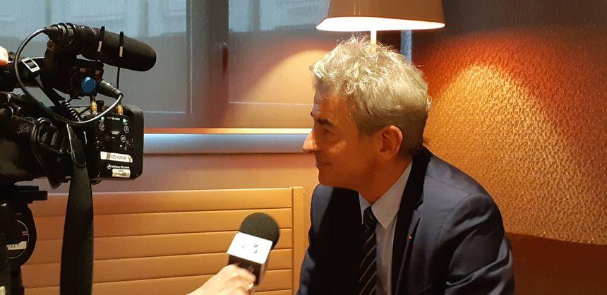 Jean-Pierre Brenas officialise sa candidature pour 2020