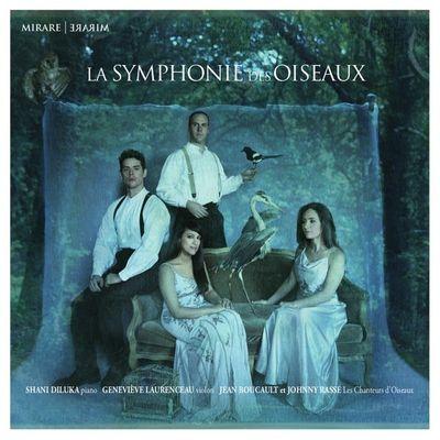 SHANI DILUKA  GENEVIEVE LAURENCEAU  JEAN BOUCAULT  JOHNNY RASSE sur France Musique