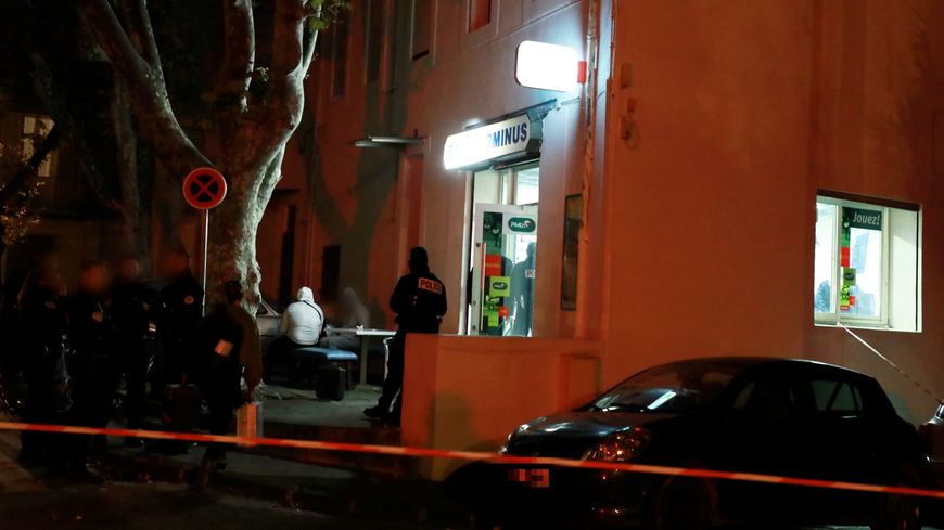 Fusillade au bar Le Terminus, dans le 15e arrondissement de Marseille