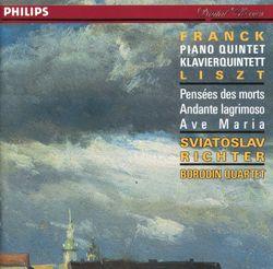 Quintette pour piano en fa min M 7 : 3. Allegro non troppo ma con fuoco - SVIATOSLAV RICHTER