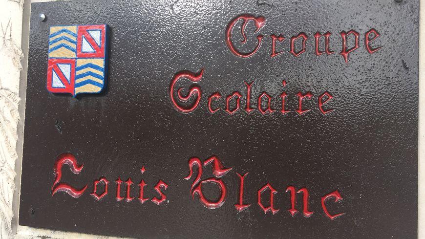 Le groupe scolaire Louis Blanc à Blanzat