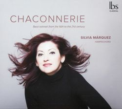 Chaconne en sol min HWV 486 - pour clavecin - SILVIA MARQUEZ CHULILLA