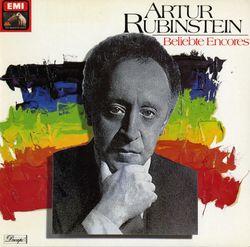 A prole do bebê Suite n°1 W 140 : 2. Moreninha - pour piano - ARTHUR RUBINSTEIN