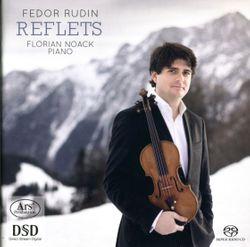 2 morceaux de salon op 6 : 2. Danse hongroise - pour violon et piano - Fedor Rudin