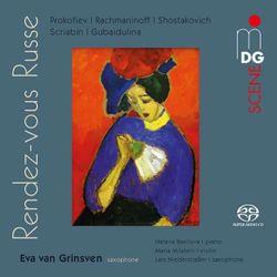 La nuit dans mon jardin op 38 n°1 - arrangement pour saxophone alto et piano - EVA VAN GRINSVEN