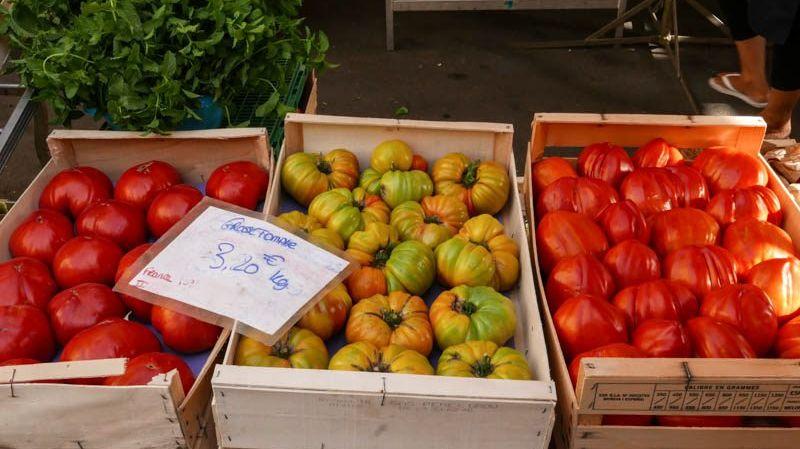 La consommation de produits régionaux a bondi dans les catégories populaires.