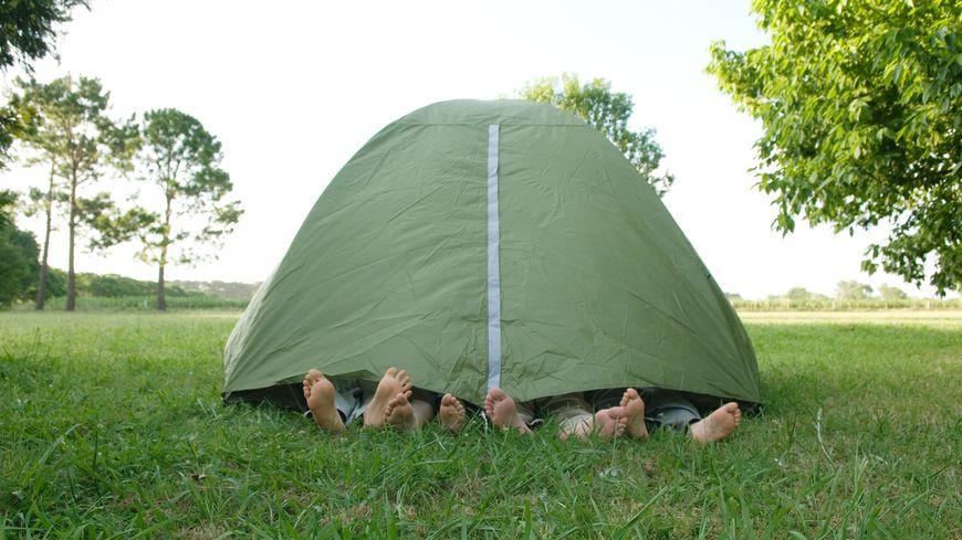 On a enregistré 690.000 nuitées dans les campings cet été