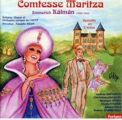 Comtesse Maritza : Ouverture (Acte I)