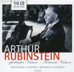 Concerto n°4 en Sol Maj op 58 : Andante con moto - pour piano et orchestre - ARTHUR RUBINSTEIN